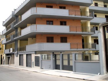 ATTUALI fasi dei lavori degli Appartamenti in vendita
